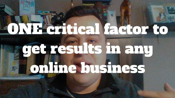 If you realy want to get better results in #onlinebusiness then this one critical factor will help you: http://brandonline.michaelkidzinski.ws/one-critical-factor-to-get-results-in-any-online-business/ #homebasedbusiness #internetmarketing
