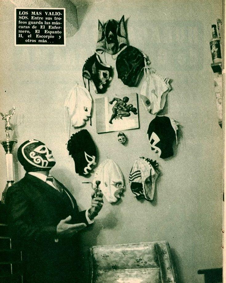 ⚡️Huracán Ramírez⚡️  #wrestling #luchador #luchalibre #arenamexico #cmll #lucha #mascara #idolodelring #mascaradeluchador #coleccion #luchalibrecoleccion #retrato #LosIdolosdelRing #mexico #memorabilia #memorabiliadeluchalibre