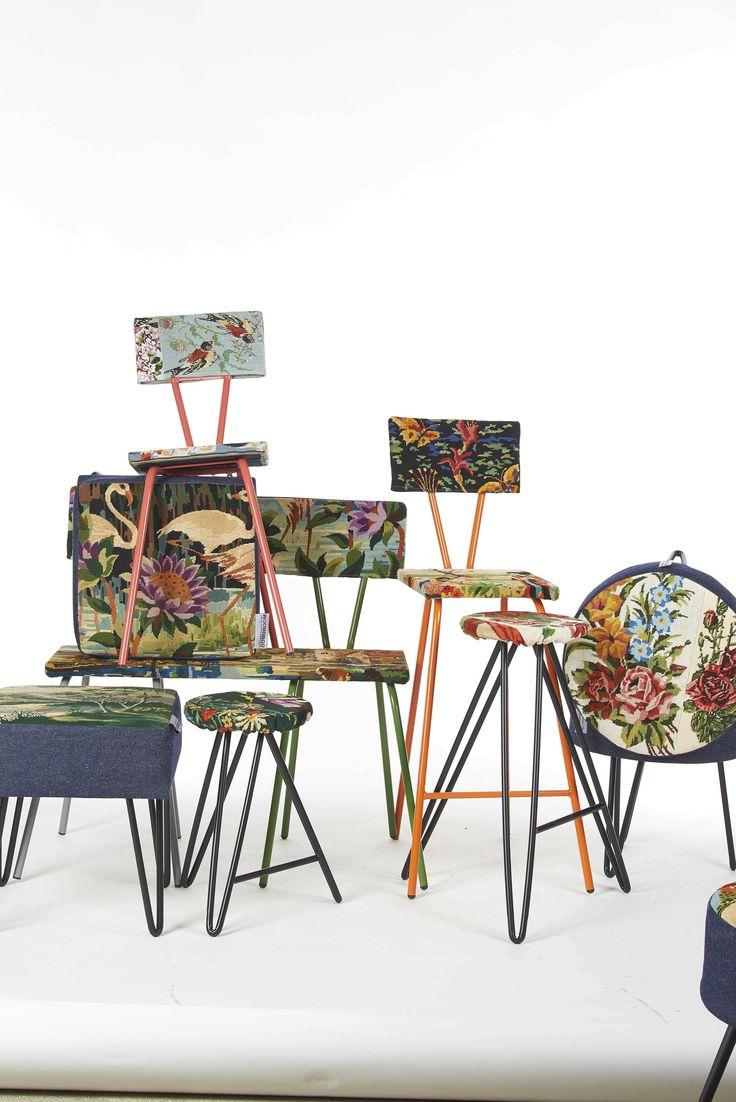 chaises, poufs, tabourets, faites vos choix