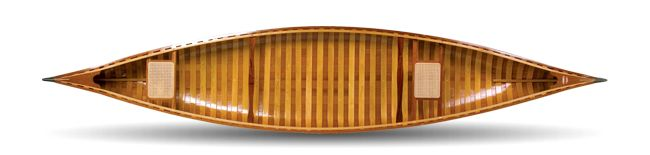 Old Town Canoes & Kayaks - classic wood canoes, accessories
