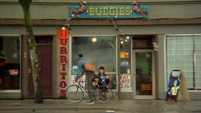 """Budgie's Burritos. director: i say """"yes"""" - this place looks like a hole in the wall and the decor is different...but the food is amazing.  I love the Soup"""