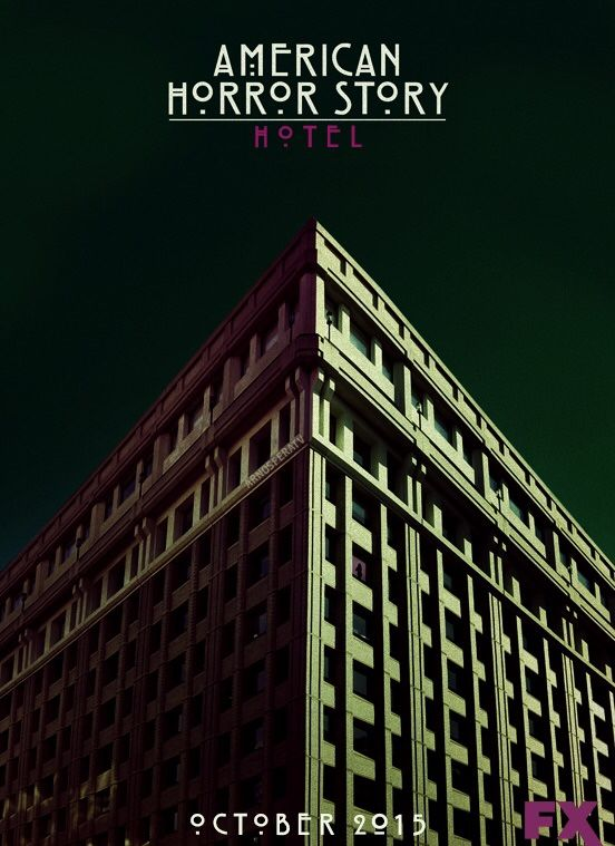 Fan made promo for American Horror Story: Hotel - Imgur