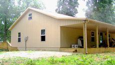 post frame building house plans - house plans