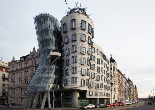 prague modern architecture places i d like to go