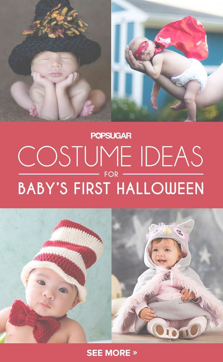 Oh baby, you look boo-tiful! Your infant may have no clue what Halloween is all about, but her first costume is cause for much excitement for mama.