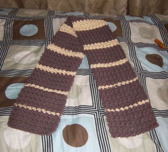 32 best images about i crochet - scarf on Pinterest Free pattern, Crocodile...