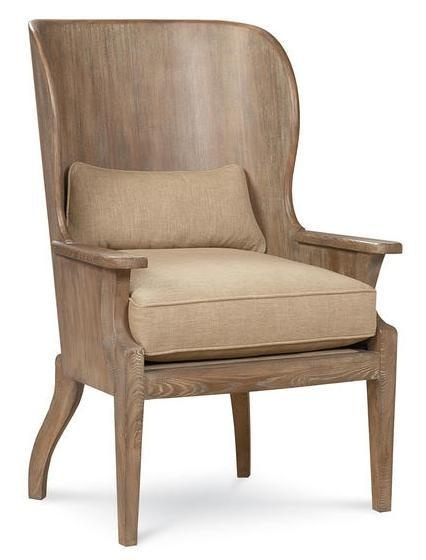 72 best accent chairs images on pinterest accent chairs composition and hooker furniture - Cb industry chair ...