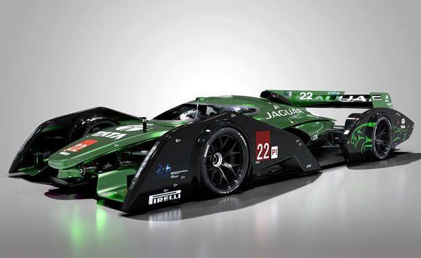 2020 jaguar xjr 19 lmp1 concept race car is mark hostler s independent design project as a. Black Bedroom Furniture Sets. Home Design Ideas