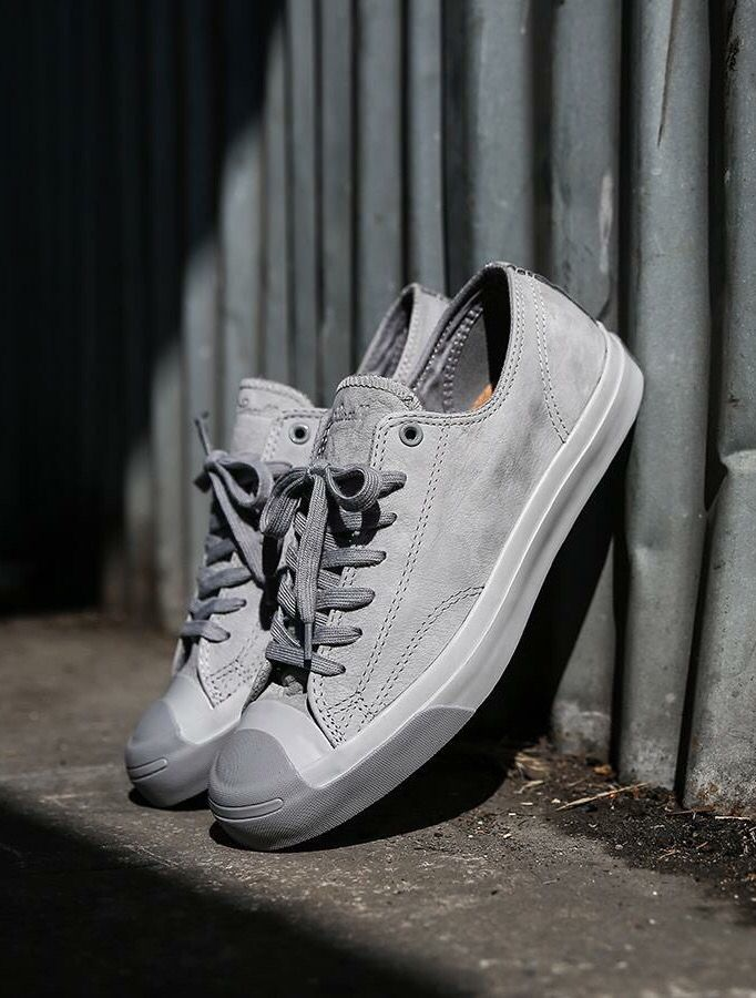 fa5bc22ae970 Converse Jack Purcell Low  Grey