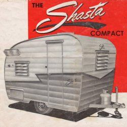 Shasta everything!  Tires, air conditioner, painting...