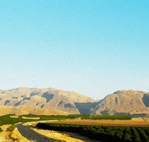 Sun kissed hills among a bounty of fruits. http://www.visitcalifornia.com/region/discover-central-valley
