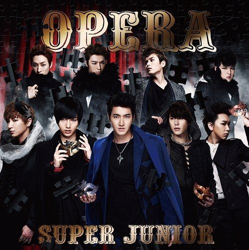"""Super Junior's """"Opera"""" tops Oricon Daily Chart and sells over 150,000 copies #allkpop #kpop #SuperJunior #SuJu"""