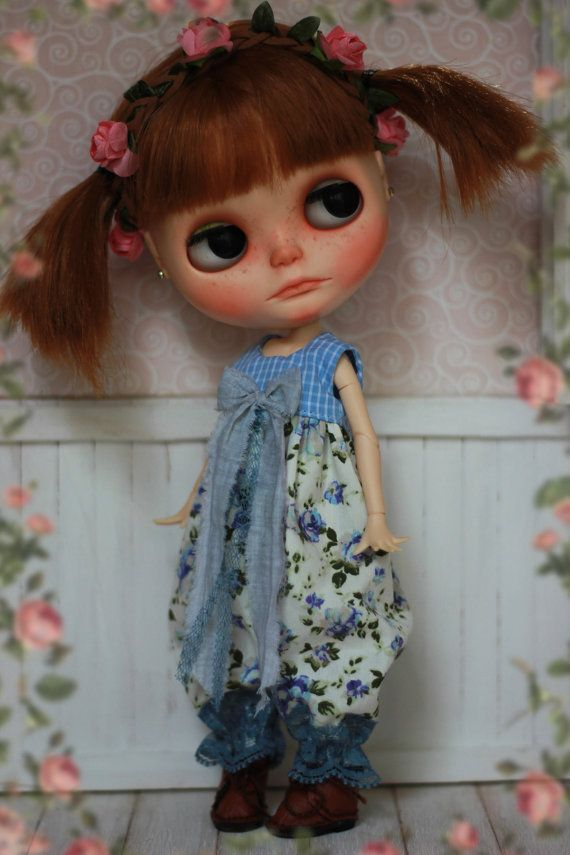 Cutie Store - kombinézy - Pro Blythe Doll