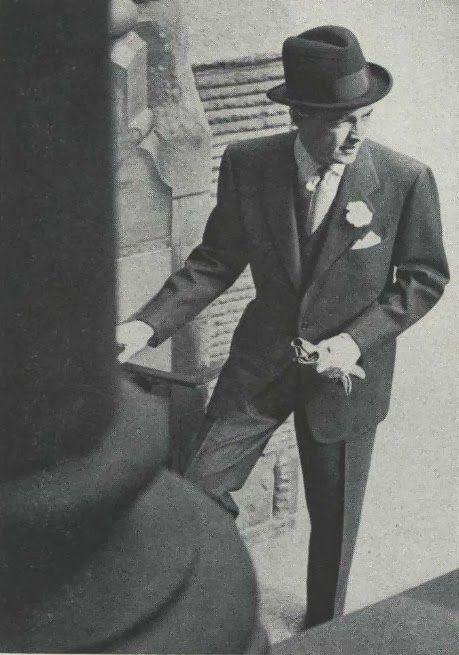 mens fashion 1953 - Google Search