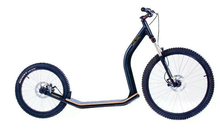 off road kickbike footbike scooter e bike. Black Bedroom Furniture Sets. Home Design Ideas