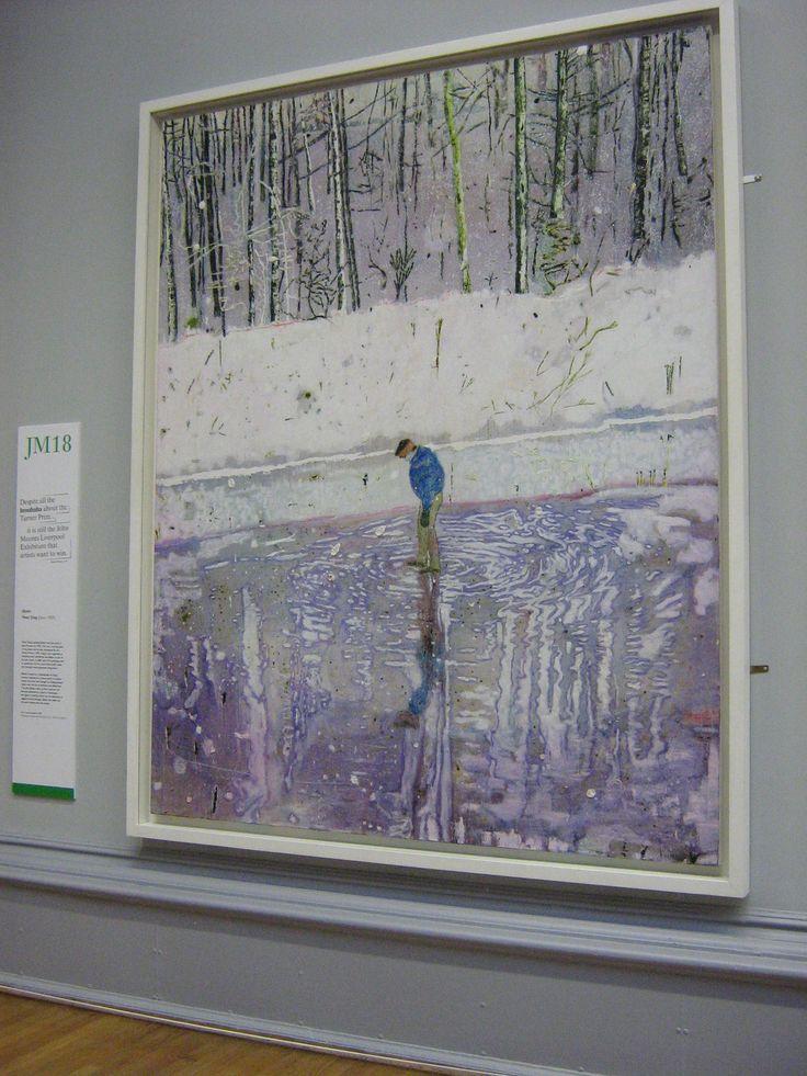 Peter Doig, Blotter, 1993