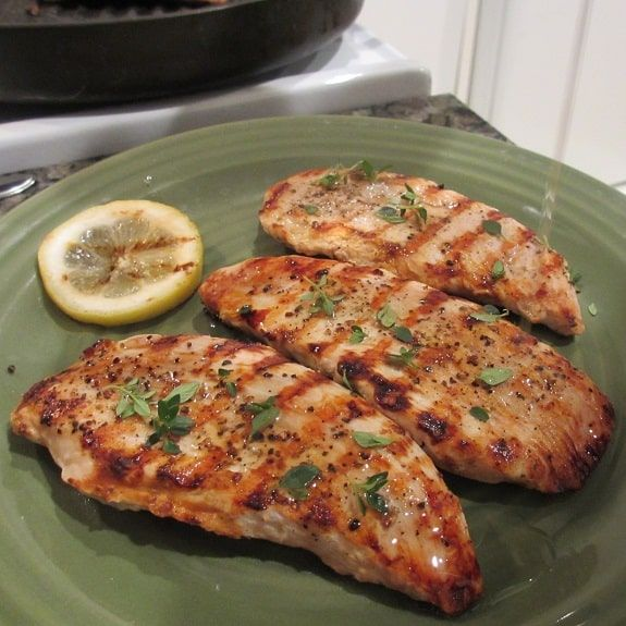 Grilled Turkey Cutlets Recipe Magic Skillet Recipe Turkey Cutlets Turkey Cutlet Recipes Grilled Turkey Cutlets Recipe
