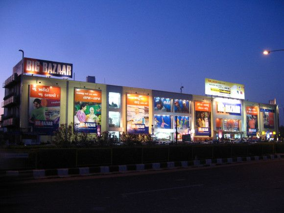 Top 10 Retail Companies in India