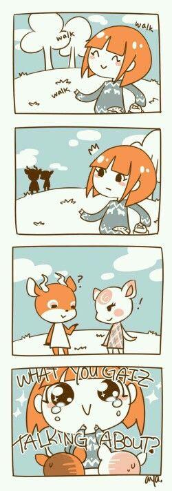 animal crossing jokes - photo #6