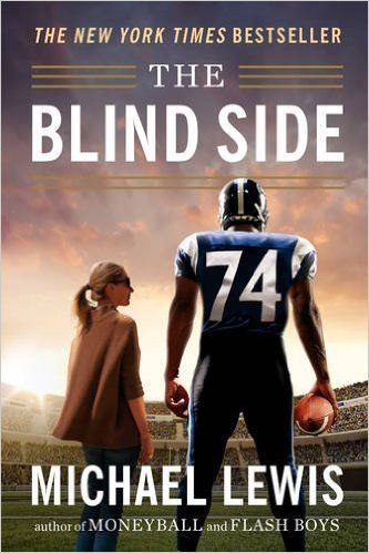 """The Blind Side: Evolution of a Game Paperback by Michael Lewis """"Lewis has such a present for narrating . . . ; he composes as clearly for games fans concerning the individuals who read him for other reasons.""""―Janet Maslin, New York Times In the book behind the Academy Award–winning film, we initially meet Michael Oher as one of thirteen kids by a mother dependent on split. He doesn't know his genuine name, his birthday, or how to peruse or compose. He takes up football, and school, after a…"""