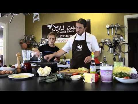 Healthy Nutrition That Tastes Great - Cauliflower Rice Recipe - YouTube