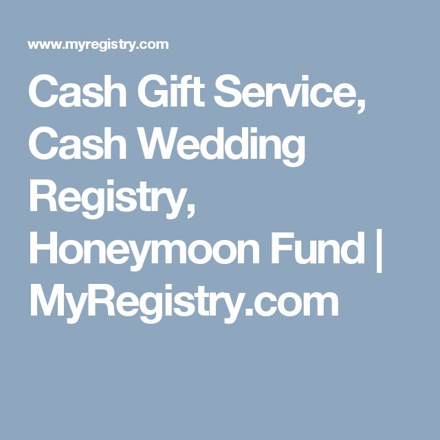 Wedding Cash Gift Registry: 25+ Best Ideas About Honeymoon Fund Wedding Gifts On