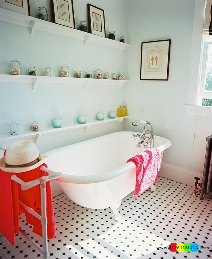 Bathroom:Decorating Modern Summer Bathroom Decor Style Tropical Bath Tubs  Ideas Contemporary Bathrooms Interior Minimalist