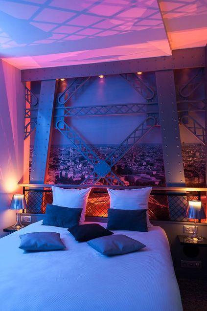 Hotel Design Secret De Paris Is A Very Luxurious Hotel In Paris That