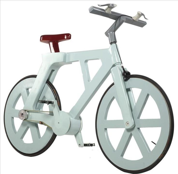 bicicleta de cartón  http://informativolavoz.blogspot.com/2012/08/la-bicicleta-de-carton-lo-nuevo-en.html