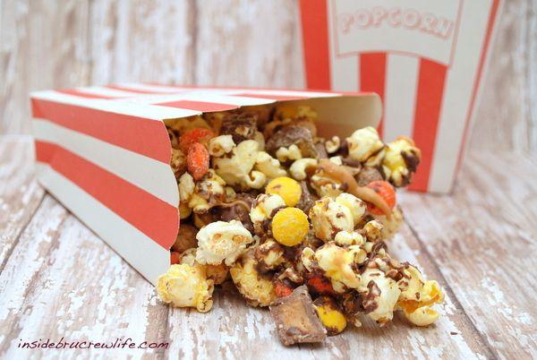 Reeses Popcorn Munch | Recipe