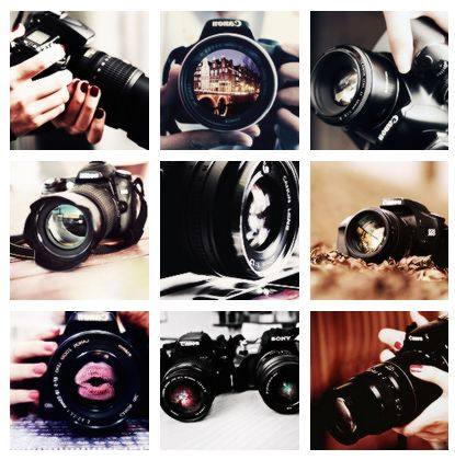Photography love #collage