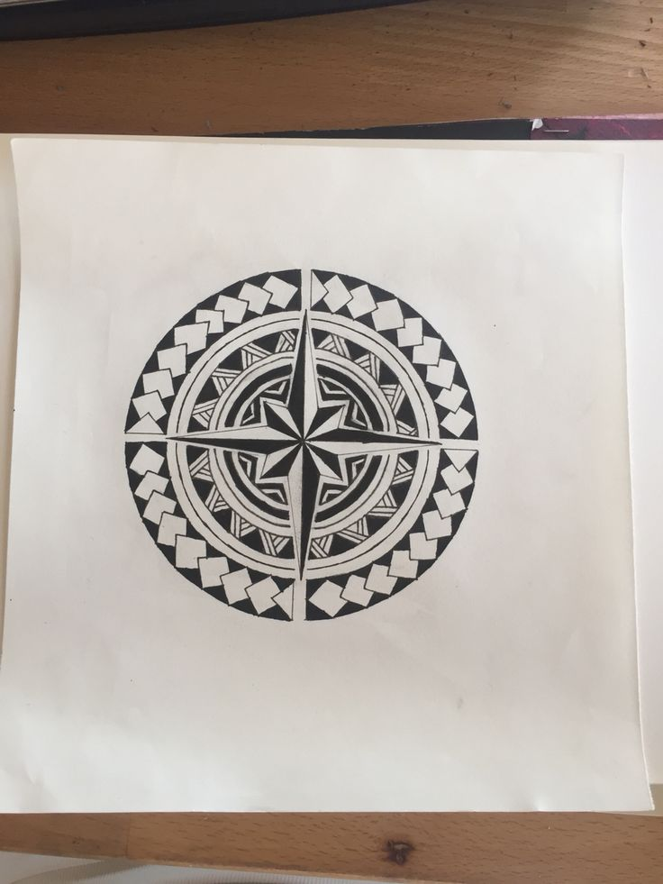 Rose des vents , maori , mandala   Jewelry design ideas ...