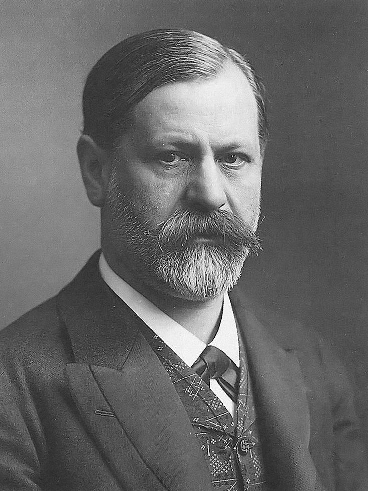 Sigmund freud um 1905 - ジークムント・フロイト - Wikipedia