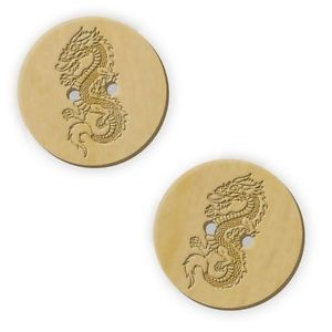 12-x-23mm-Chinese-Dragon-Round-Wooden-Buttons-BT00001570