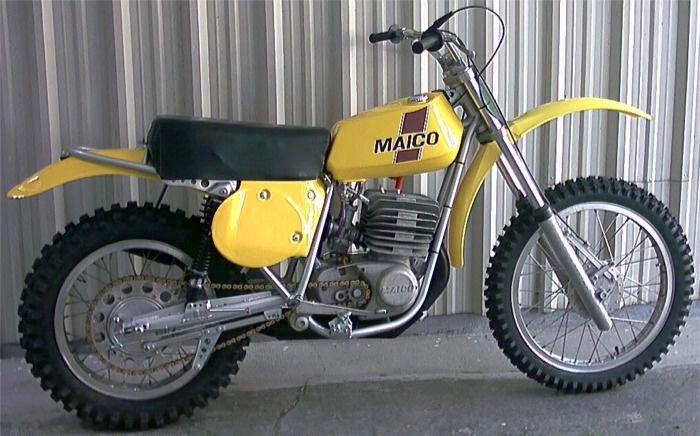 Bike 8 1975 Maico 250   My bikes   Pinterest   Bikes and 8.