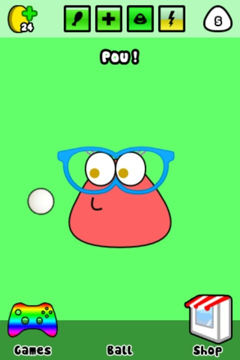 Get a virtual pet for free at the app store  NAME OF GAME: pou