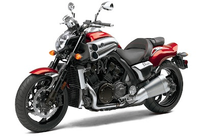 Yamaha / Star Motorcycles - VMax - The Ultimate Muscle Bike.