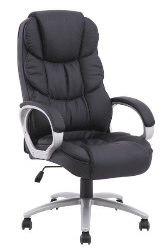 High Back Executive PU Leather Ergonomic Office Desk Computer Chair O10