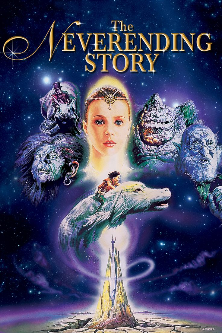 Return to the '80s Movies: The NeverEnding Story (1984) | Return to the 80s