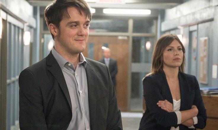 Nadine et Patrick quitteront l'émission. Le succès de District 31 survivra-t-il au départ du couple chouchou?