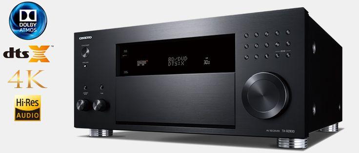 オーディオ&ビジュアル製品情報:AVアンプ>TX-RZ800(B)|オンキヨー株式会社