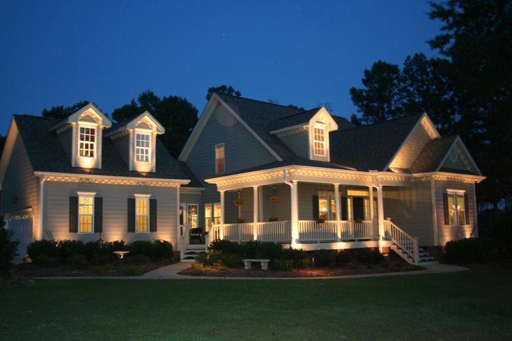 Home improvement outdoor home lighting #HomeBuildersDaytona