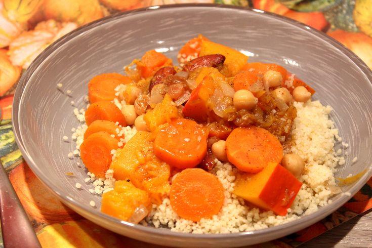 Tajine végétarien – Pour ceux qui aiment cuisiner !