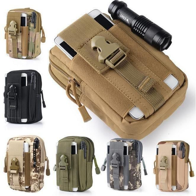 Outdoor Tactical Military Molle Pouch