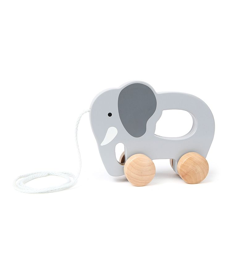 Elephant Push & Pull Toy | Daily deals for moms, babies and kids
