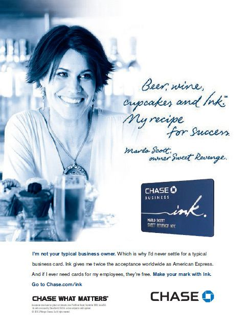 chase bank ad campaigns - Google Search
