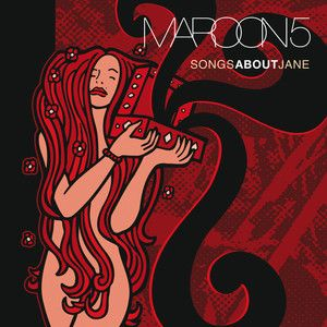 Maroon 5 | Songs About Jane maroon colored vinyl