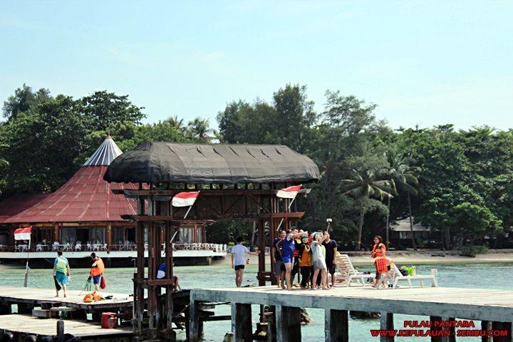Pulau Pantara | Wisata Pulau Seribu Marin Resort Di Kepulauamn Seribu