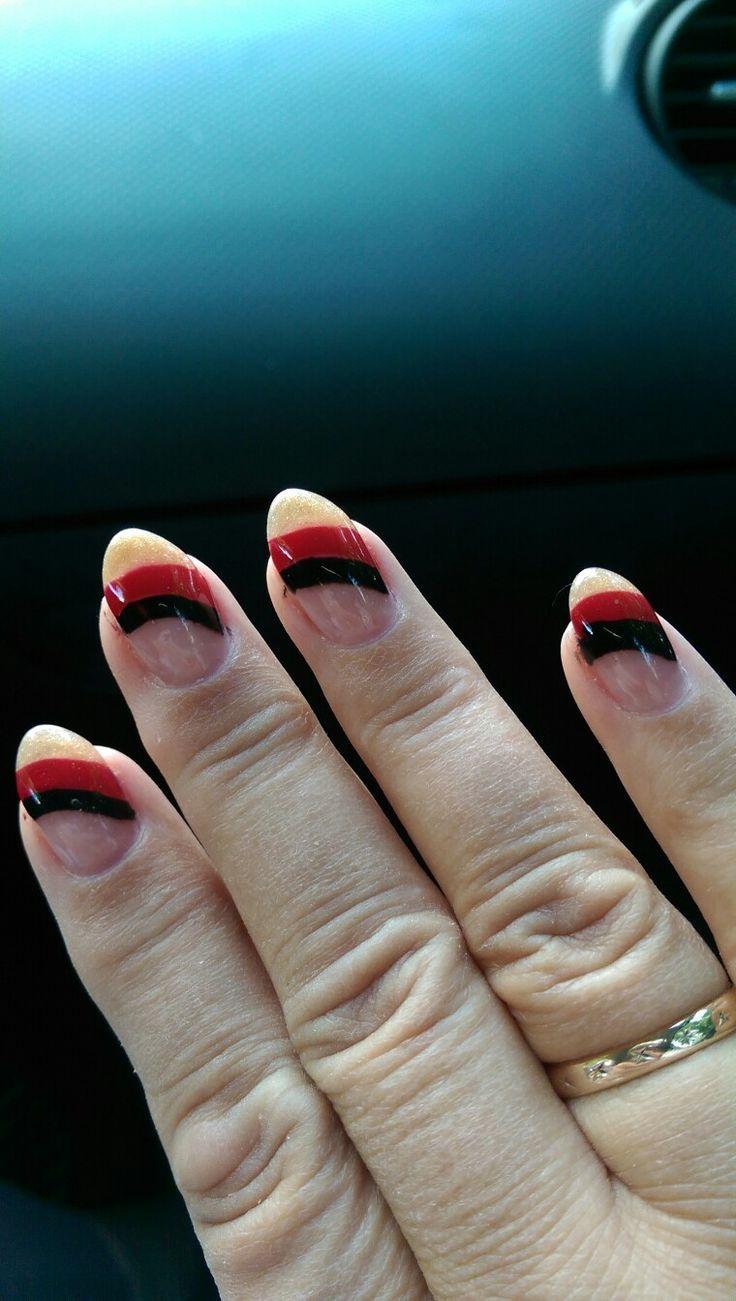 75 best Nageldesign images on Pinterest | Nail scissors, Cute nails ...