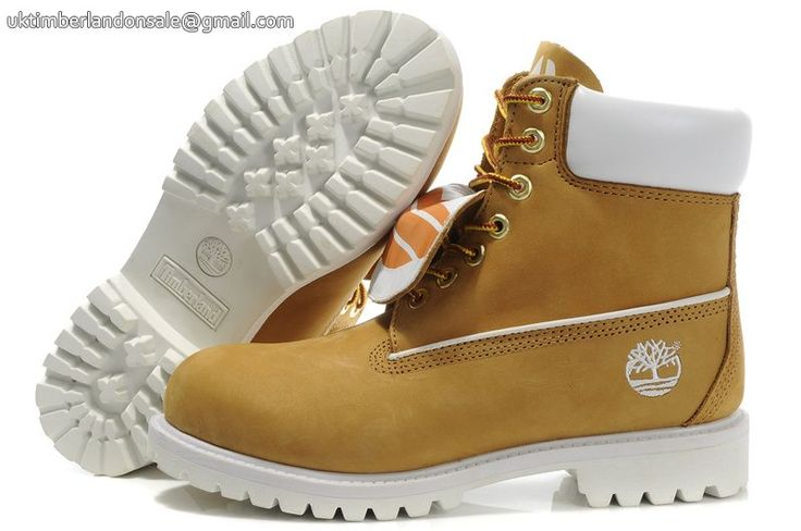 Classic Heritage Lined Timberland Men Boot Wheat White Men Premium $95.99